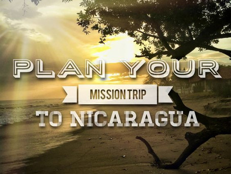 What does a Mission Trip to Nicaragua look like?