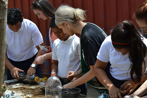 Ms Earth Americas Mission Trip Nicaragua
