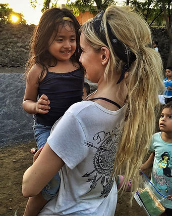 Amanda Sowards World missions Outreach