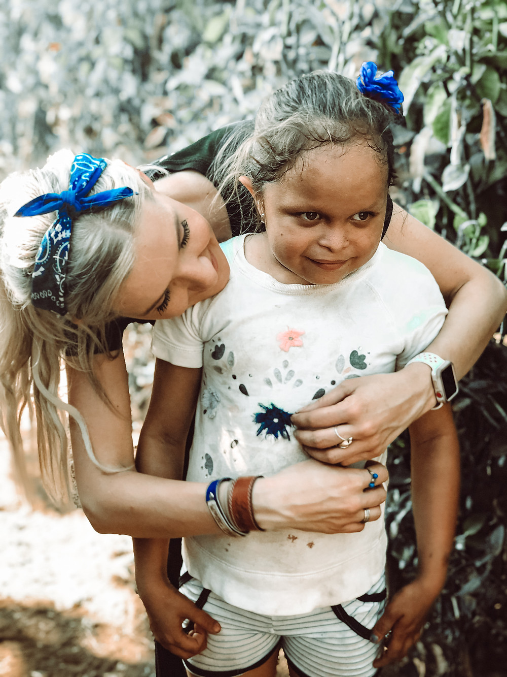 Humanitarian Amanda Sowards on La Chureca Mission Trip