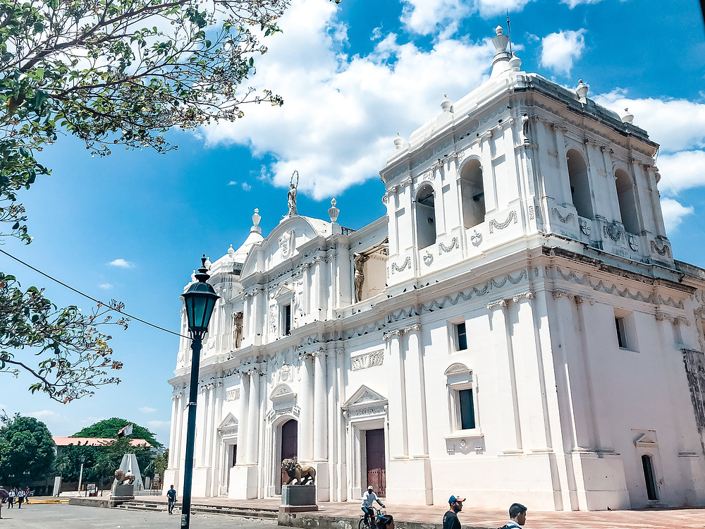 Leon Cathedral Nicaragua Tours