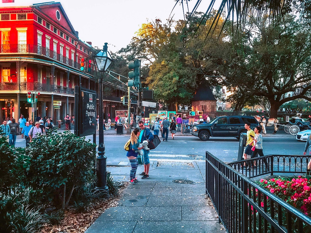 About Pedicabs in New Orleans