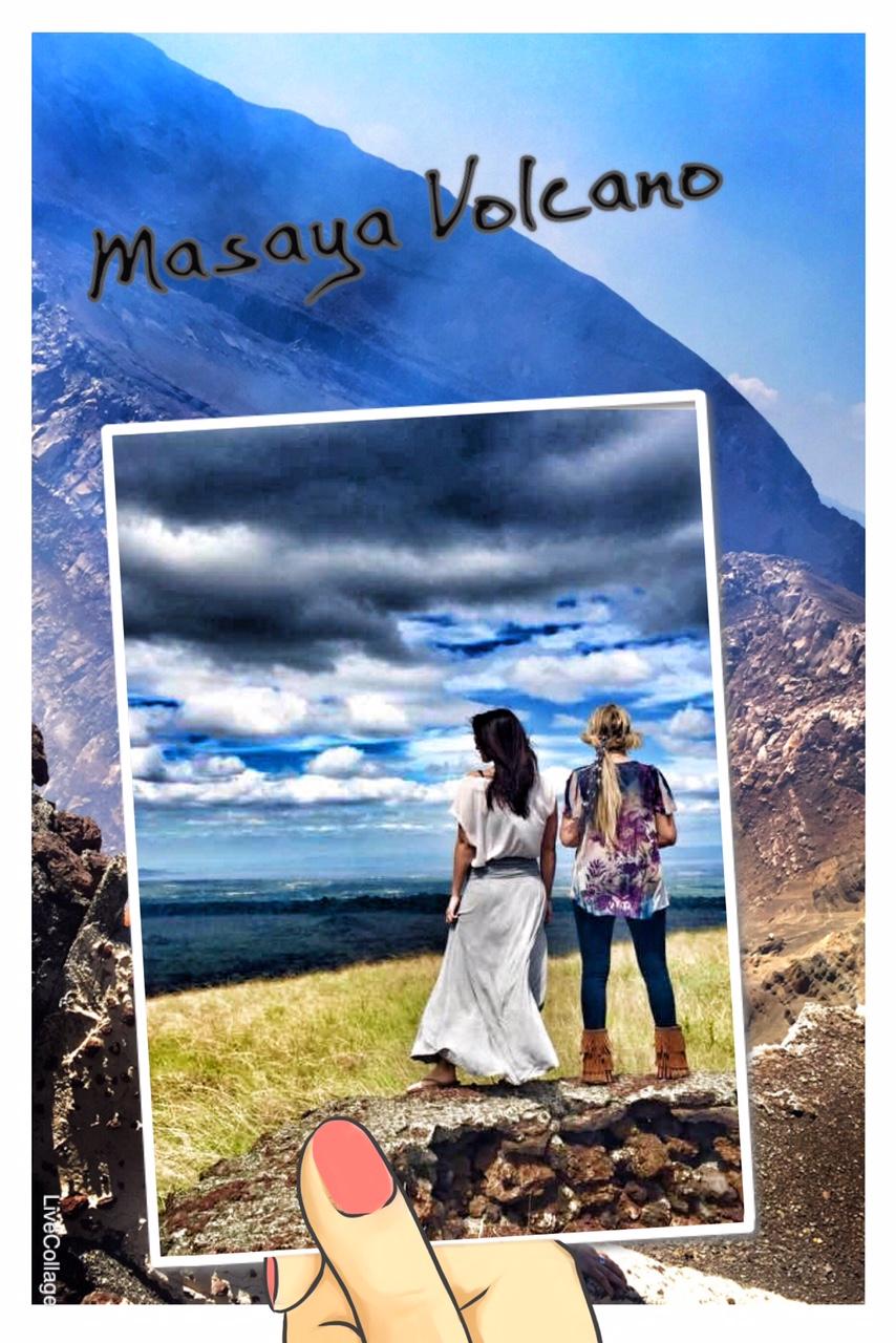 Amanda Sowards Masaya Volcano