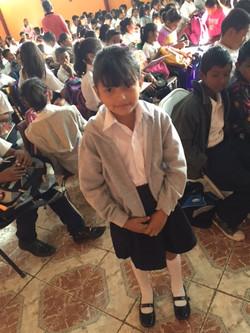 2nd week at school chapel - 2015