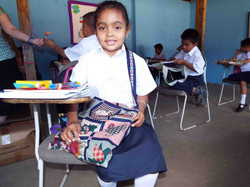 1st day of 2nd grade - 2015