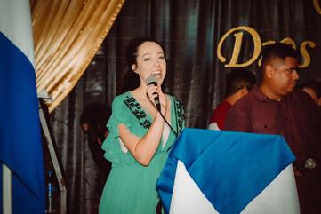 Jenna Johnson World Missions Outreach Nicaragua Graduation