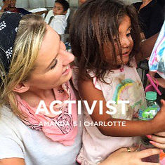 #Girlforgood Hourglass stylo activist