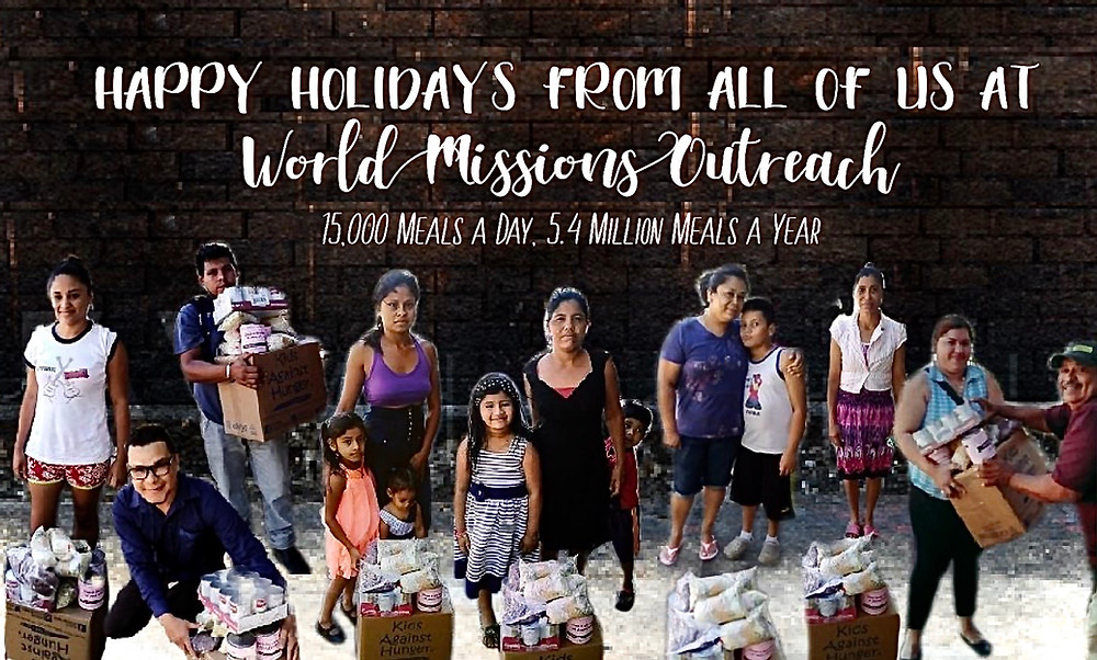 World Missions Outreach Christmas in Nicaragua