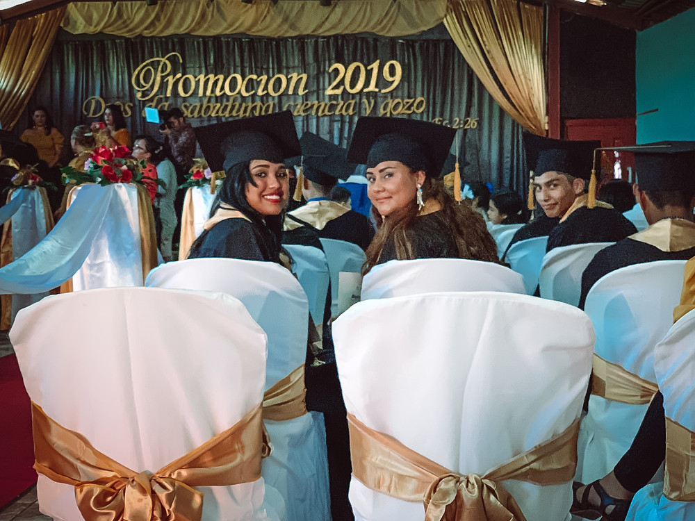 World Missions Outreach Graduation