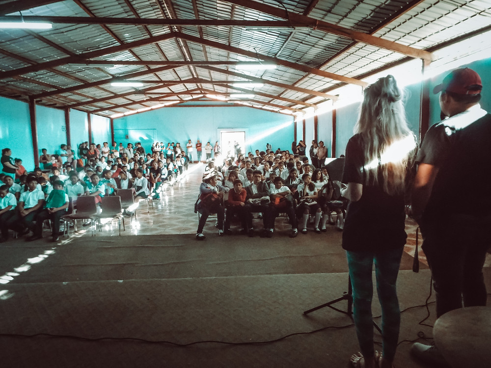 Amanda Sowards Humanitarian World Missions Outreach Nicaragua