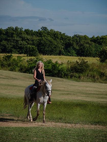 Horseback riding in Nicaragua