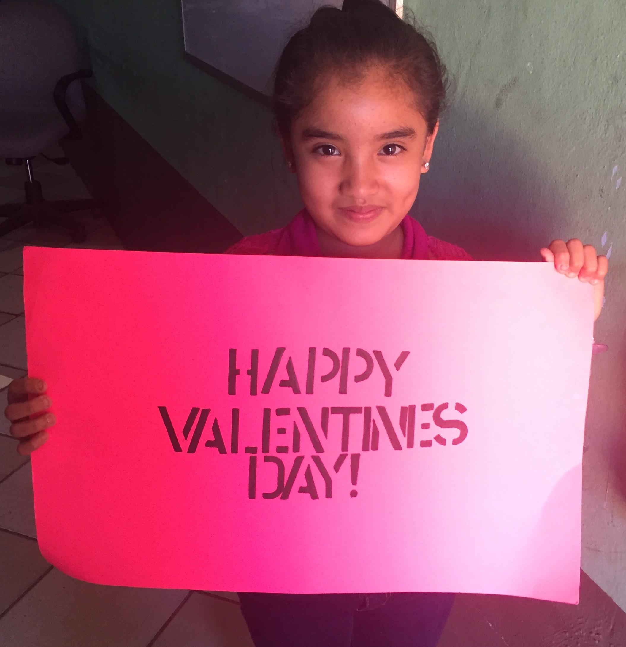 Gleysi Valentines 2017