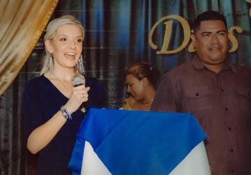 Amanda Sowards Humanitarian World Missions Outreach Nicaragua Graduation