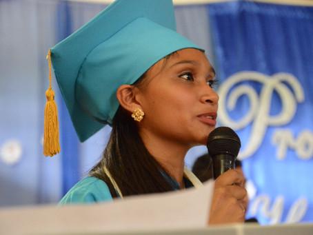 WMO Graduating Class of 2016