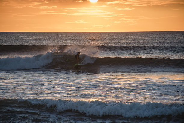 Surfing at Asunchillo