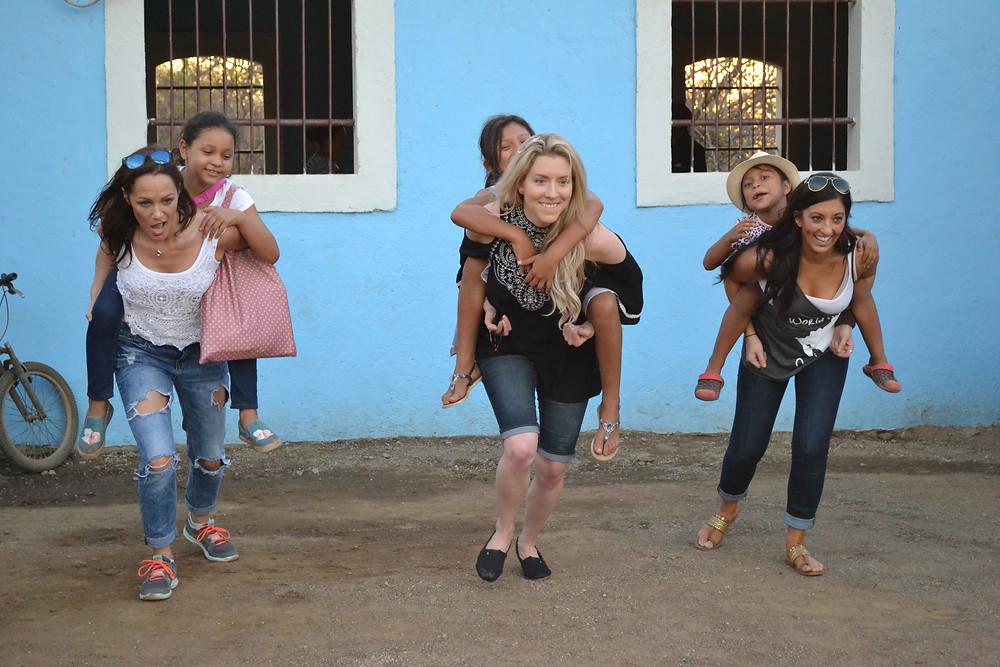 Miss Earth United States Mission Team Nicaragua