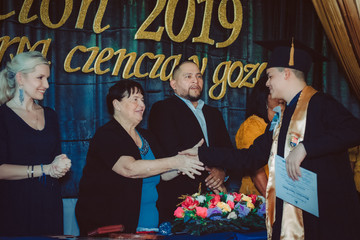 World Missions Outreach Nicaragua Graduation Donna Wright