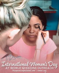 National Womens Day Amanda Sowards