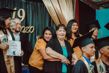 Donna Wright World Missions Outreach Nicaragua Graduation