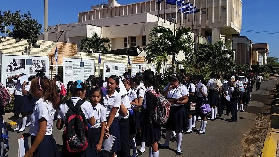 Middle School Field Trip