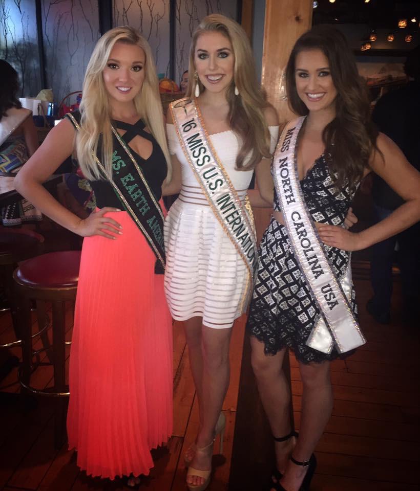 Miss North Carolina USA