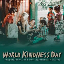 World Kindness Day - Amanda Sowards