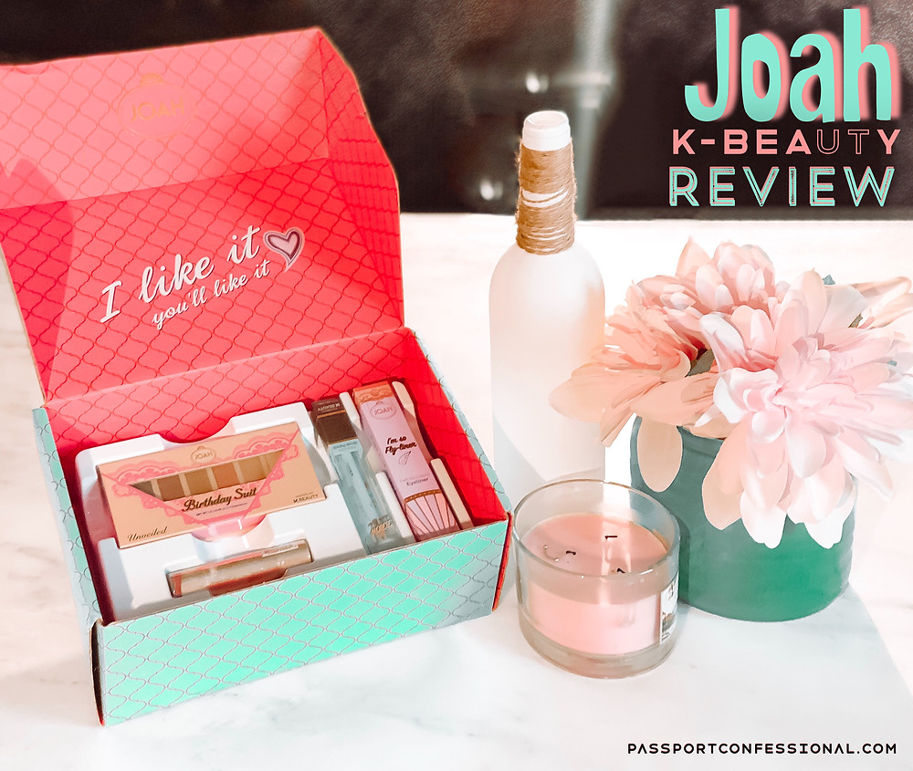 Joah Beauty Collection Review