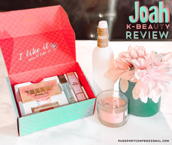 Joah K Beauty Review