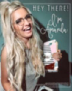 Amanda Sowards Blogger