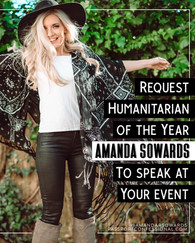 Request Amanda Sowards To Speak