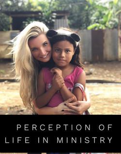 Ministry Perception Amanda Sowards