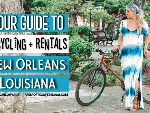 Bicycling, Tours, and Bike Rentals in New Orleans