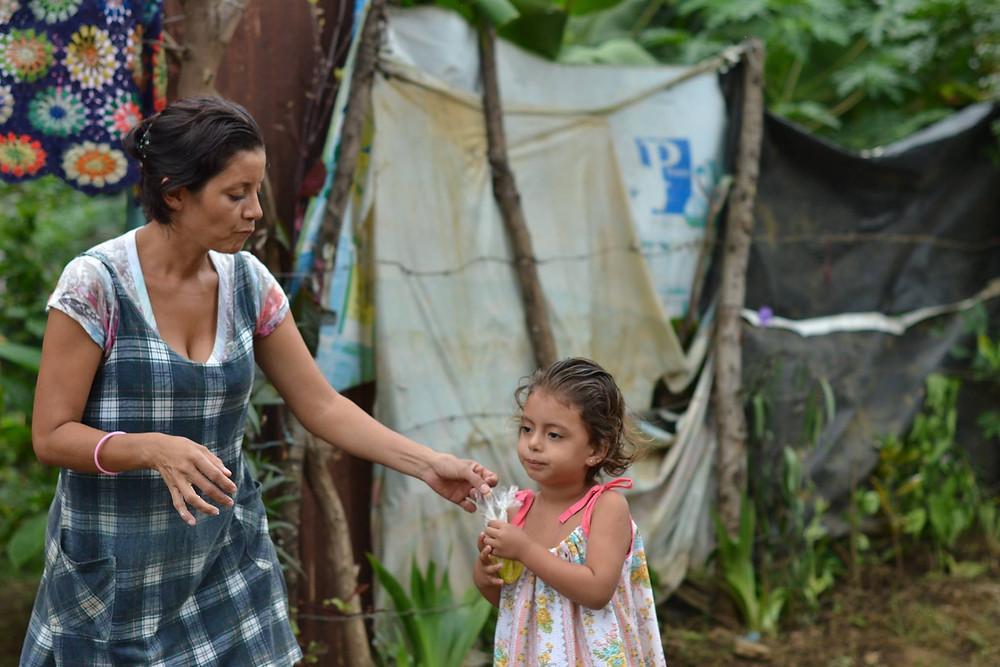 Slums of Nicaragua