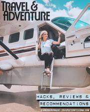 Best Travel Blogger Amanda Sowards