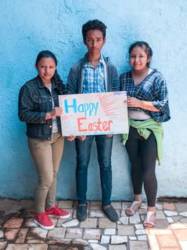World Missions Outreach Easter