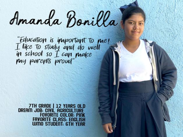 Amanda Bonilla