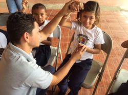 Making a Salvation Bracelet