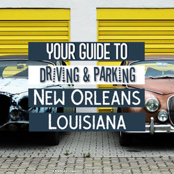 Parking and Driving New Orleans