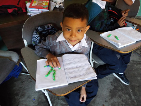 WMO 2016 School Year has Started