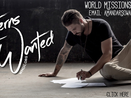 Intern with World Missions Outreach