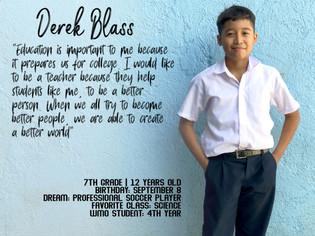 Derek Blass