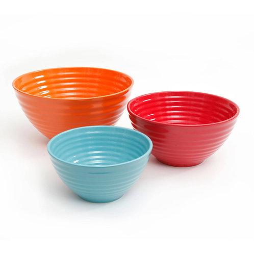 3 Bowls