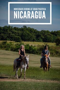 Where to Ride Horses Nicaragua