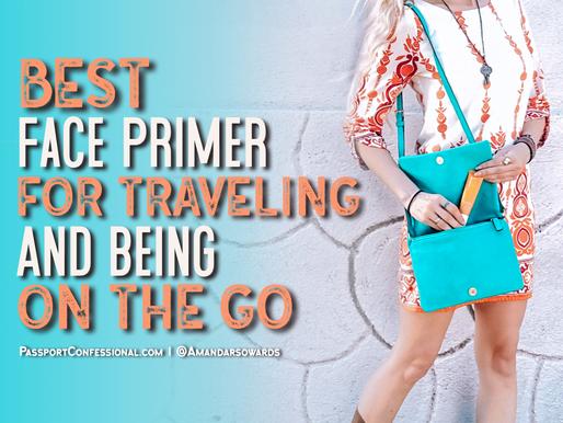 Best Face Primer for Traveling   OLEHENRIKSEN Banana Bright Review