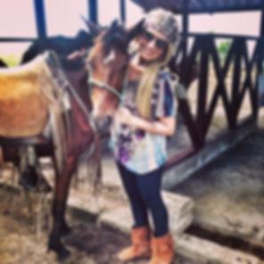Horseback Riding at Masaya Volcano Nicaragua