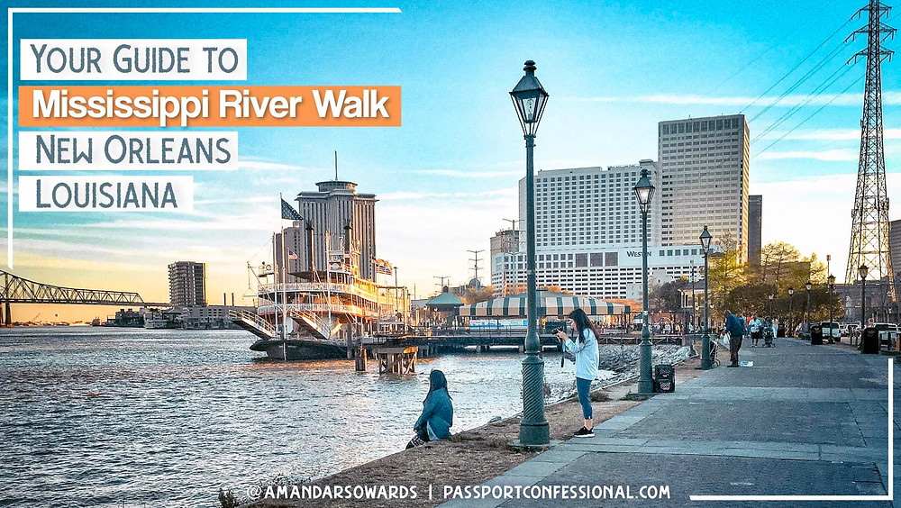 Guide to Mississippi River Walk