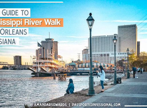 Plan a Trip to the Mississippi River Walk