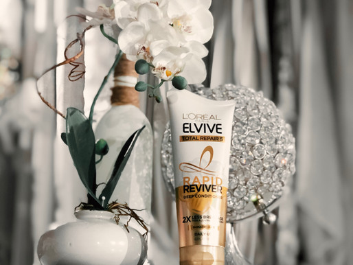 Elvive Total Repair 5 Rapid Reviver Deep Conditioner L'Oréal Paris