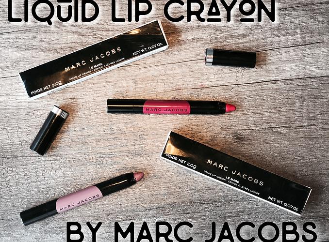 Mac Jacobs Liquid Lip Crayon