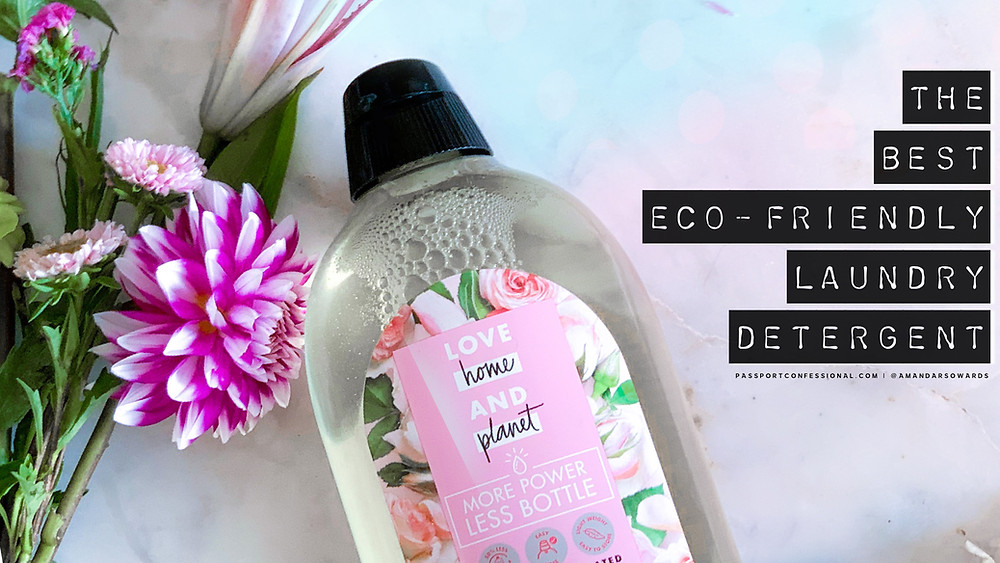 Best Eco-Friendly Laundry Detergent